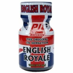 english royal 10ml small with pig solvent logo