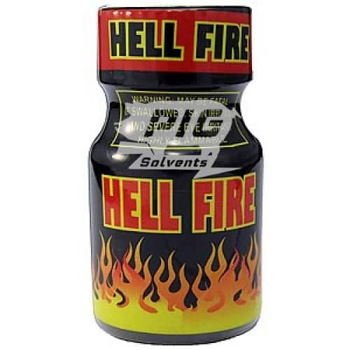 hellfire Poppers 10ml with pig solvent logo