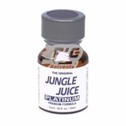 jungle juice platinum 10ml with pig solvent logo