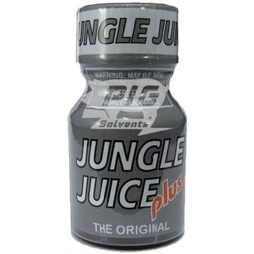 Jungle Juice Plus 10ml with pig solvent logo