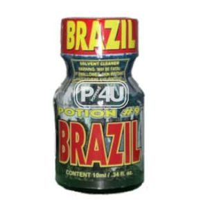 Brazil Potion #9 Solvent Cleaner Poppers