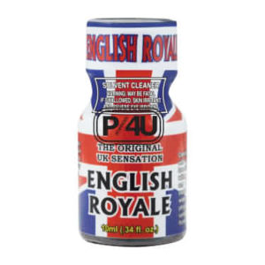English Royal Poppers - Standard Size - Trusted with the crown Jewels