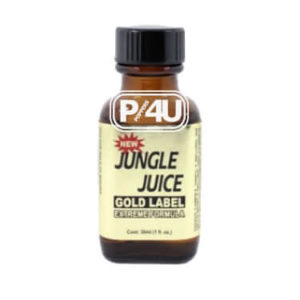 Jungle Juice Poppers - Gold Large